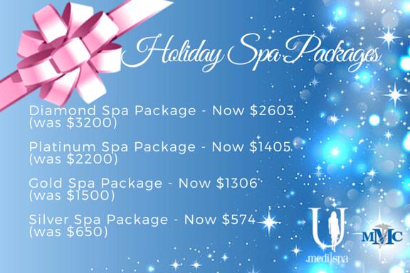 Now save more on u medispa holiday spa packages u medispa for Weekend girl getaways spa packages
