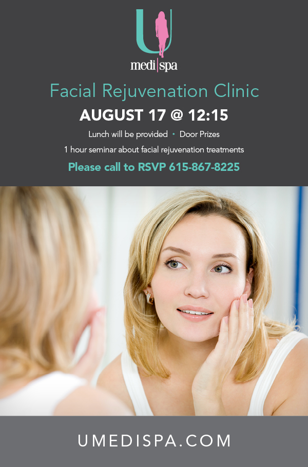 Utah Facial Rejuvenation